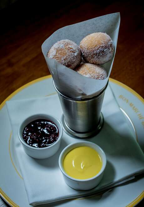 French beignets are lighter than air at Bon Marche on Market Street in S.F. Photo: John Storey, Special To The Chronicle