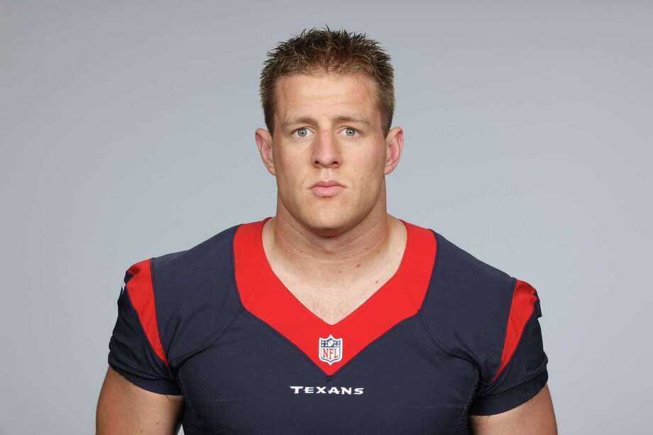 This is a photo of JJ Watt of the Houston Texans NFL football team. This image reflects the Houston Texans active roster as of Tuesday, July 7, 2015. (AP Photo) Photo: FRE / NFLPV AP