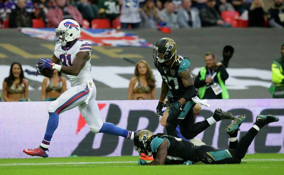 a035428a Bills pay price for Manuel's early turnovers - Times Union