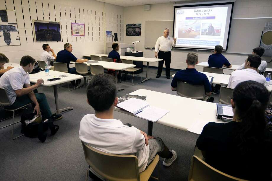 Working in the classroom is important experience that provides valuable experience for leaders who make decisions that impact life in an entire school district's classrooms. Photo: Lucy Schaly /Associated Press / Beaver County Times