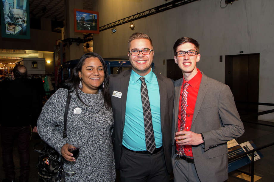 "Were You Seen at ""A Night of Hope & Fashion"", featuring fashion designer Daniel Mozzes, to benefit the Albany Damien Center at the NYS Museum on Friday, October 23, 2015? Photo: Brian Tromans"