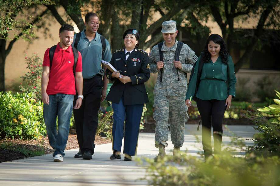 San Jacinto College has been nationally ranked for a sixth year by Victory Media as military-friendly College.