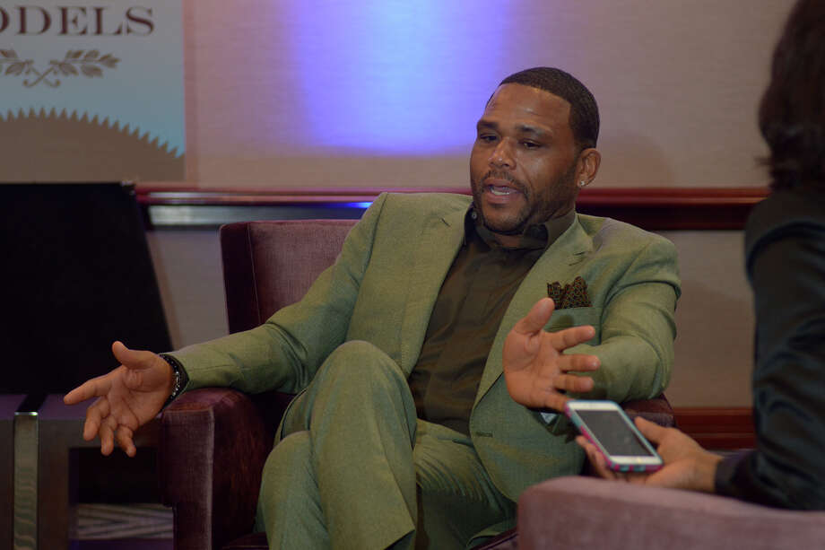 Anthony Anderson Photo: Jerry Baker, For The Houston Chronicle