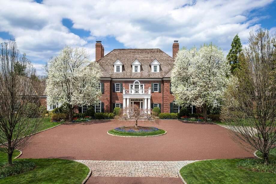21 Hurlingham Drivein Greenwich is currently listed for $9,975,000 by Coldwell Banker. Learn more about this insanely fun home here. Photo: Zillow.com / Connecticut Post Contributed