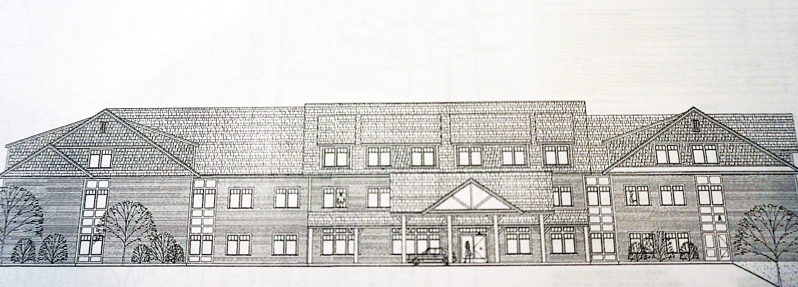 Nice Assisted Living Project Proposed Next To Nursing Home   Connecticut Post