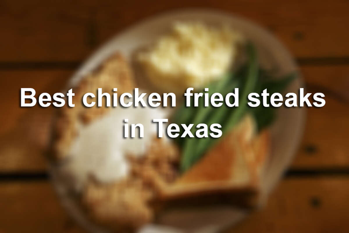 The Express-News and mySA.com joined with several other Texas newspapers to determine the best chicken-fried steaks in the Lone Star State.