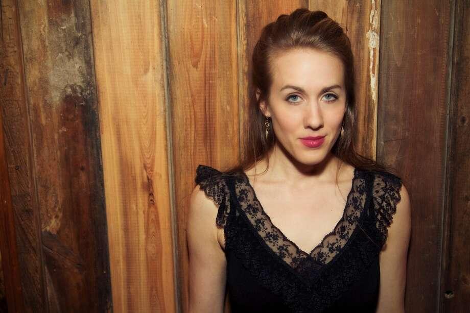 Austin singer Brennen Leigh. Photo: Melinda K. Thomas