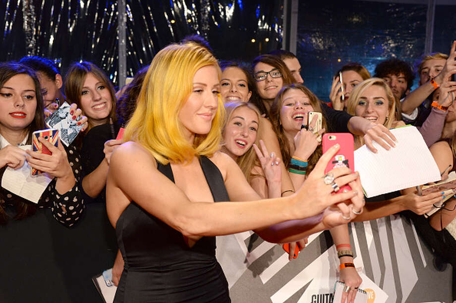Ellie Goulding returns to Houston in 2016. Photo: Kevin Mazur, WireImage / 2015 Kevin Mazur