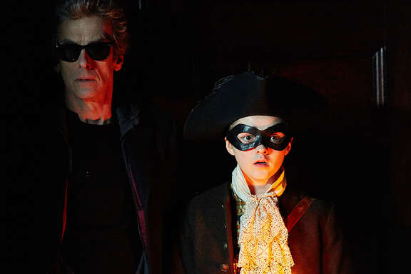 The Doctor meets The Knightmare/Lady Me/Ashildr. The episode's best moments are their conversations.