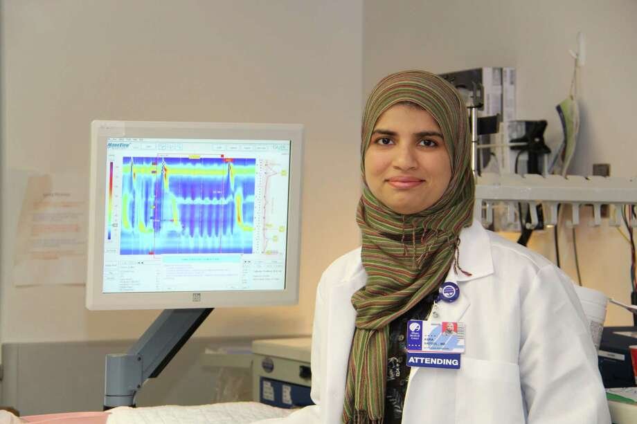 Dr. Asra Batool who specializes in gastroenterology at Albany Medical Center in Albany. ( Courtesy Albany Medical Center)