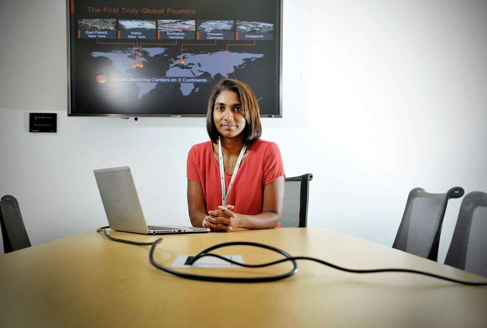 Click through the slideshow to meet a few people we have interviewed. Sujatha Sankaran is currently GlobalFoundries' director of advanced technology development in Fab 8 in Malta. Her proudest achievement is for her work at IBM on technology that went into the XBOX, Playstation, wireless and high-end servers. Read her story.