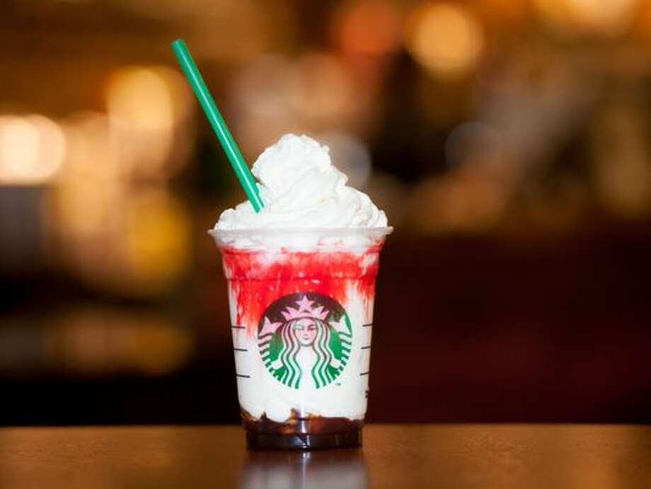 Frappula Frappuccino Photo: Starbucks