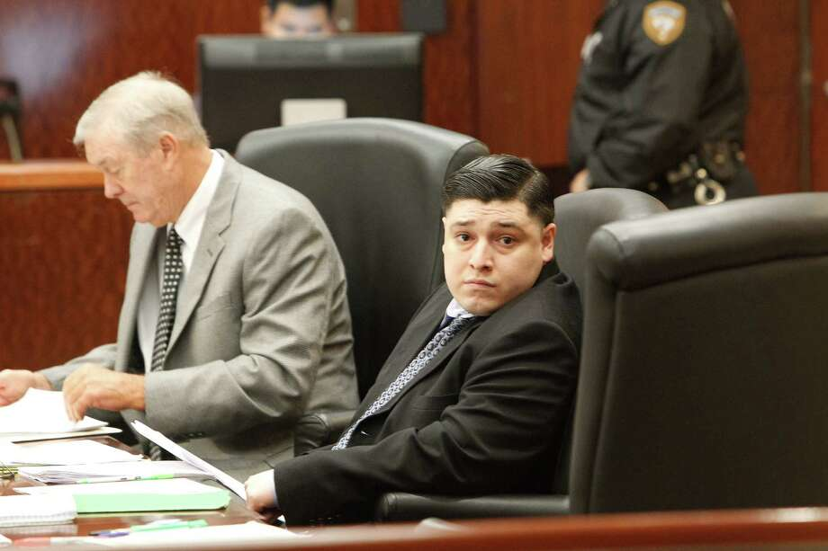 Jury selection begins in the death penalty trial of Johnathan Sanchez in the Harris County Courthouse on Monday, Oct. 26, 2015. Photo: Steve Gonzales   Houston Chronicle