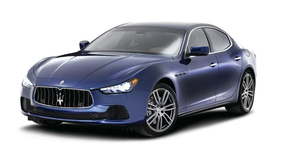 Maserati Ghibli Stopped: Interstate 45, mile post 29 Alleged speed: 120 Posted speed limit: 65  (Vehicle's year may not match photo)