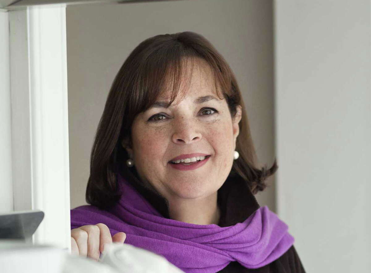 "Ina Garten is the author of ""Modern Comfort Food,"" her 12th cookbook."