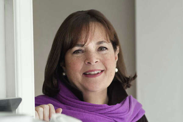Ina Garten, also known as the Barefoot Contessa.