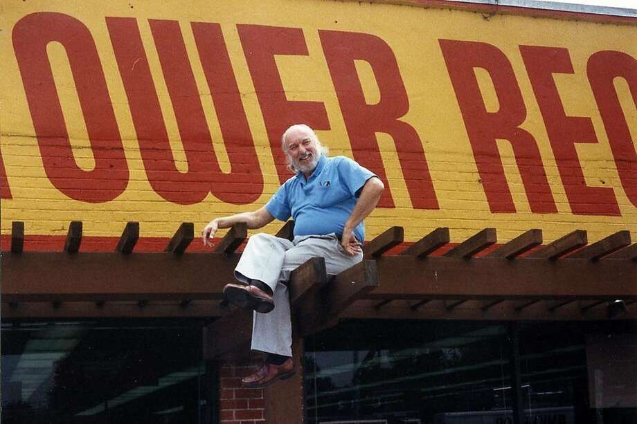 """Tower Records founder Russ Solomon relives the rise and fall of his company in """"All Things Must Pass.""""  Credit: Company Name (cq) Photo: Company Name (cq)"""