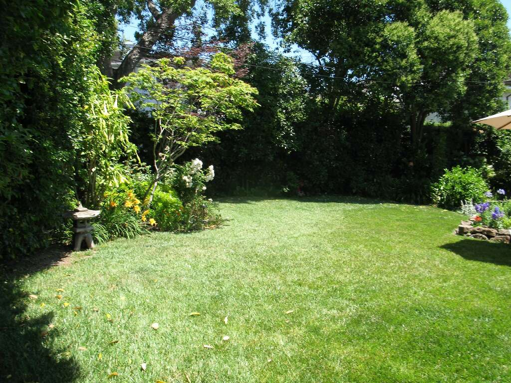 goodbye lawn backyard grows up after kids leave the nest san