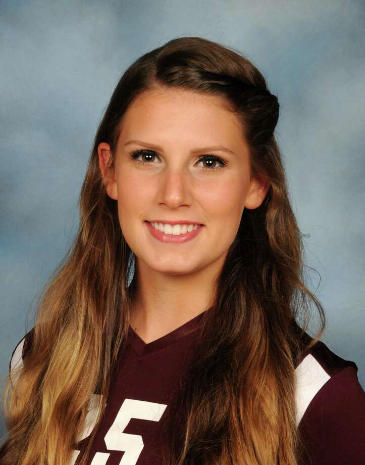 Mariah Pardo  Clear Creek volleyball    2015 school photo Photo: NA