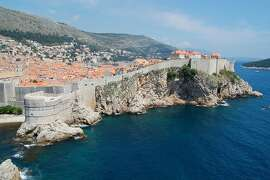 Within its thick medieval walls, Dubrovnik holds a jumble of cobbled back lanes and sleepy charm. CH07June_236.jpg