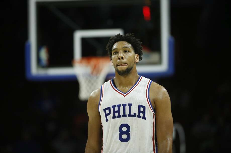 The Rockets host Jahlil Okafor and the Philadelphia 76ers on Monday at 7 p.m. Photo: Matt Slocum, Associated Press