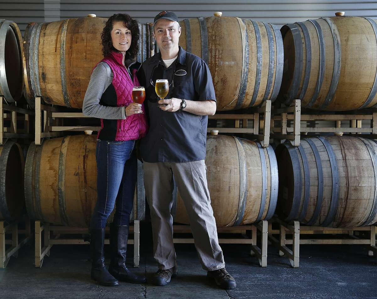 Natalie and Vinnie Cilurzo are now the sole owners of the Russian River Brewing Company.