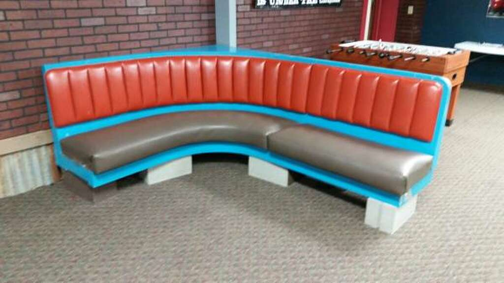 For $75, The Buyer Will Own Two L Shaped Whataburger Benches. Craigslist ...