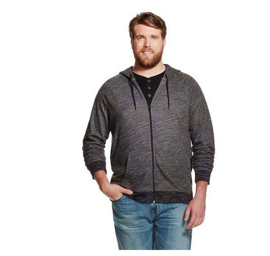 """Target's first """"plus size"""" male model, Zach MikoKeep going to see Target's new plus-sized fashions for women. Photo: Courtesy Photo"""