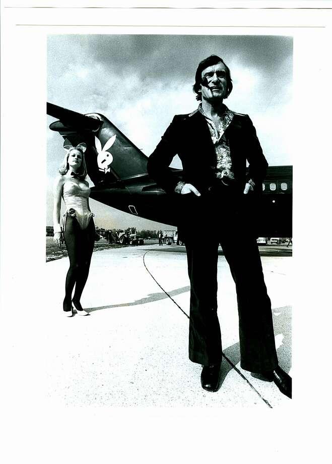 Hugh Hefner opened a Playboy Club in San Francisco in 1965. Photo: Playboy Archives