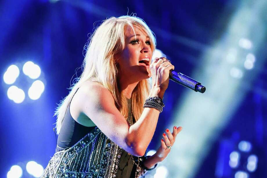 Are you ready for some Carrie Underwood? The country star is coming to San Antonio in April. Photo: Al Wagner, Associated Press / Invision