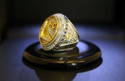 Inside the making of the Warriors' championship rings - SFChronicle com