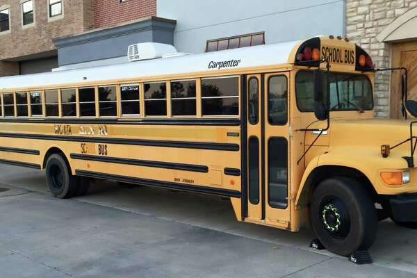 Dave Yonce is selling a 1996 school bus he converted into a 350-square-foot home on wheels.