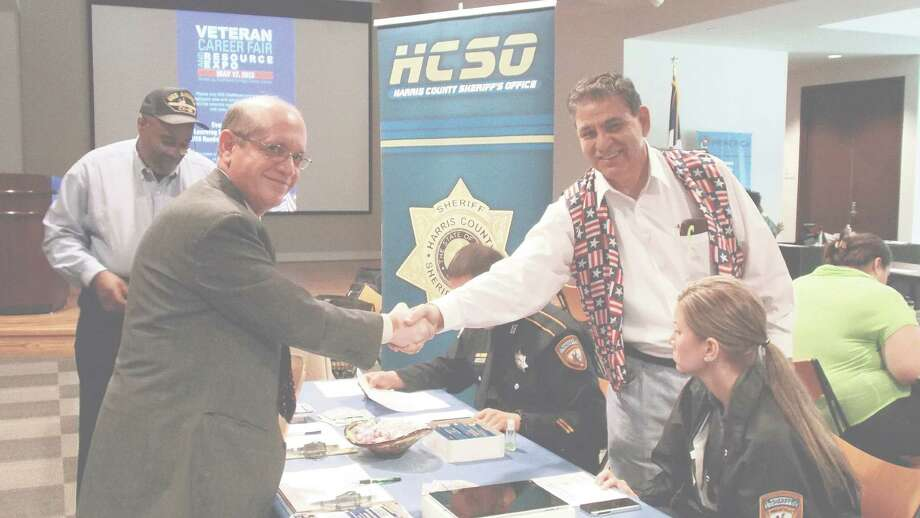 "HCC Southeast will host a ""United We Stand"" Veteran Job Fair and Resource Expo Thursday, Nov. 5, from 10 a.m. to 2 p.m. at HCC-Southeast College, Learning Hub Multi-Purpose Room, 6815 Rustic St., Building D."