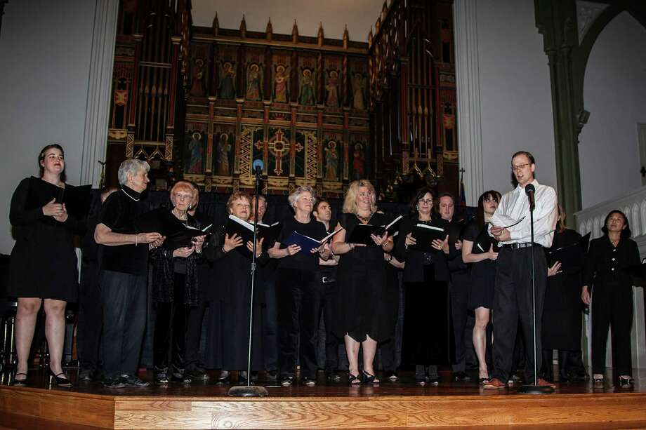 Second Congregational Church,139 E. Putnam Ave., is holding its annual Broadway Chili Night on Nov. 7. The event will celebrate the magic of Broadway with musical entertainment, the church's chancel choir and a home-cooked meal. Photo: Hazel Heggie / / ©2011 Hazel Heggie