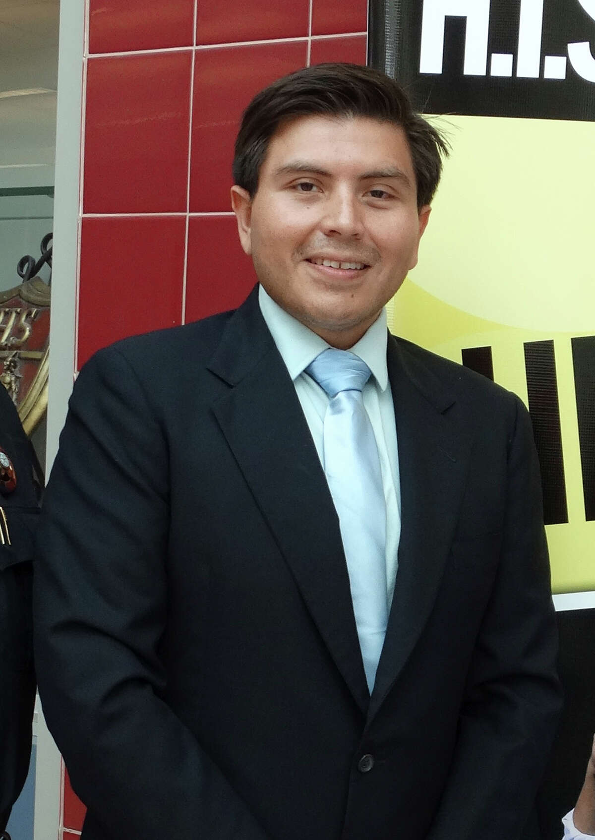 Ricardo Moreno, the District 7 trustee on the Harlandale ISD board.