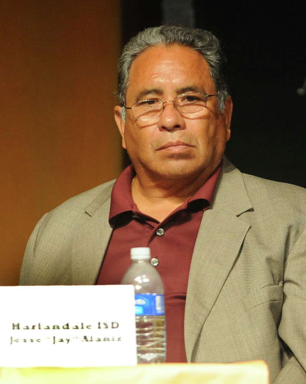 "Former Harlandale ISD board president Jesse ""Jay"" Alaniz."