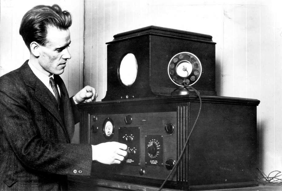 Philo T. Farnsworth invented the tube in the 1920s in San Francisco that led to television. / ONLINE_YES