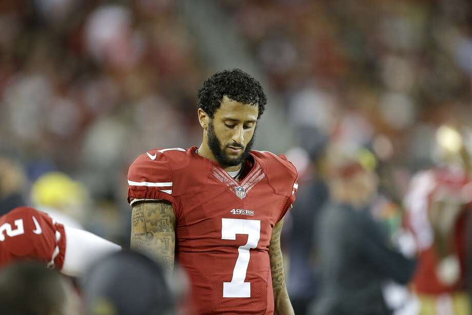 """10. Colin KaepernickHome state: WisconsinCollege: Nevada  Career games: 53  """"If Kaepernick's sudden, remarkable decline continues, he might not be the 49ers QB for much longer. But since his closest competitor for the title of """"Best QB from Wisconsin"""" is David Krieg (81.5 passer rating), Kaepernick will probably at least retain that title for a while.""""Source: pointafter.com Photo: Ben Margot, Associated Press"""