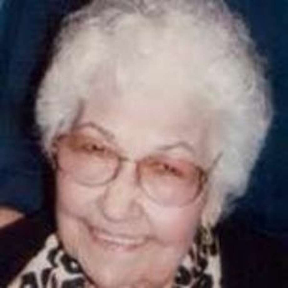 Emma M. Garza died Oct. 20. She was 96. Photo: Courtesy