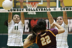 McCollum dominates All-District 28-5A volleyball squad - Photo