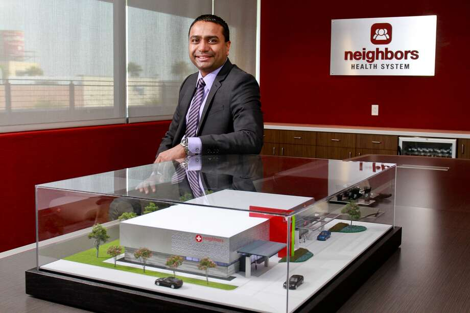 Dr. Setul Patel, CEO of Neighbors Emergency Center, aims to create a sense of fun and camaraderie in a field that can wear down its workforce.