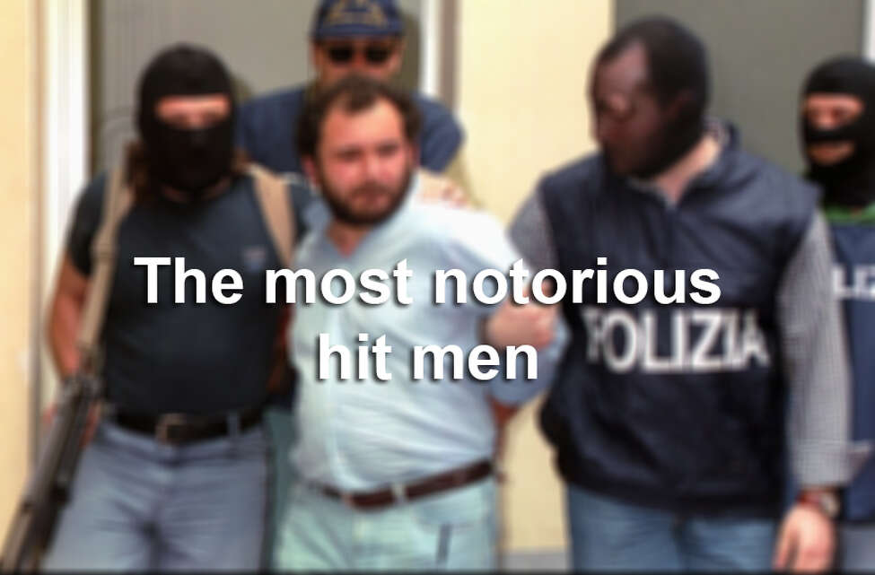 Click through the slideshow to see some of the most notorious hit men in U.S. history.