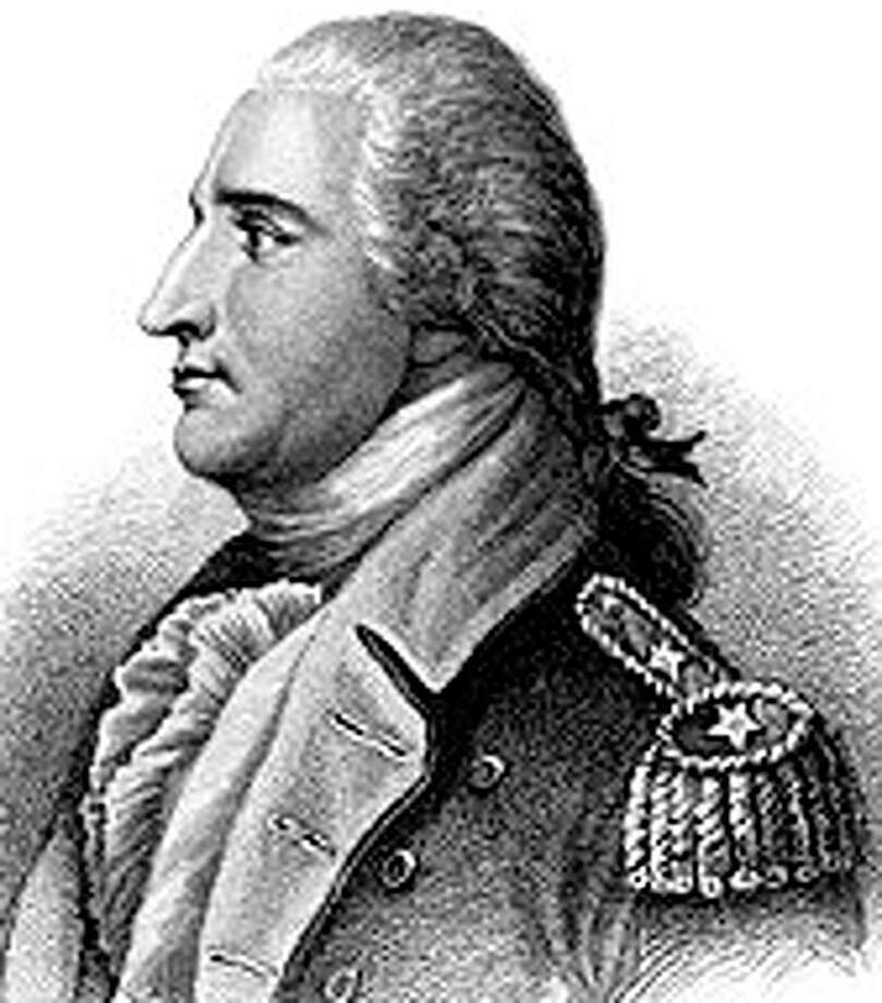 Connecticut's Benedict Arnold, revolutionary patriot turned traitor, will be the topic of a talk Sunday at the Fairfield Public Library. Photo: Contributed / Contributed Photo / Fairfield Citizen