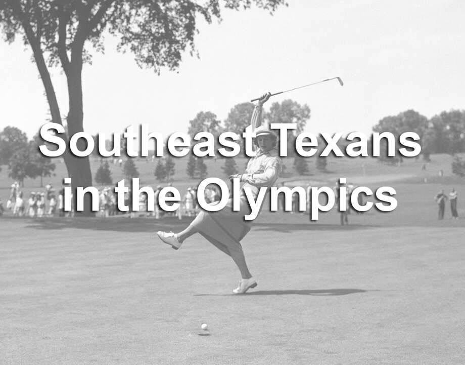Click through the gallery to see some of the Golden Triangle's most famous athletes who have competed in the Olympic Games.