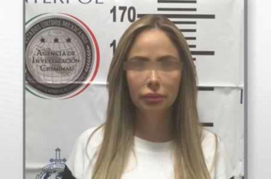 Beautiful Cartel Trafficker La Mu 241 Eca Arrested In