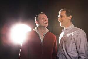 One-half of Sonic commercial duo bringing award-winning improv show to Houston stage - Photo