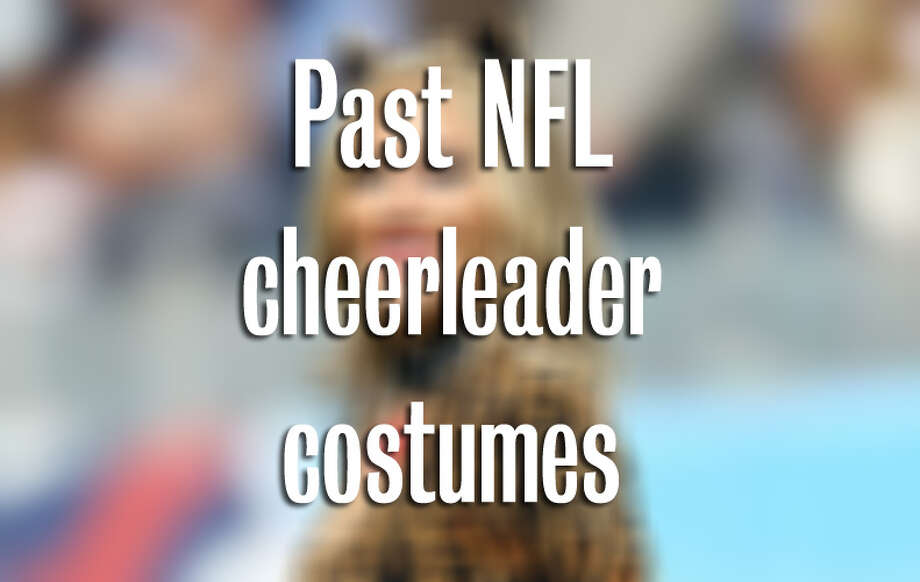 NASHVILLE, TN - OCTOBER 30: Cheerleaders for the Tennessee Titans dressed in halloween costumes for the NFL game against the Indianapolis Colts at LP Field on October 30, 2011 in Nashville, Tennessee.