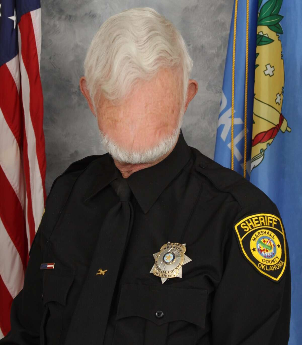 Unidentified cop