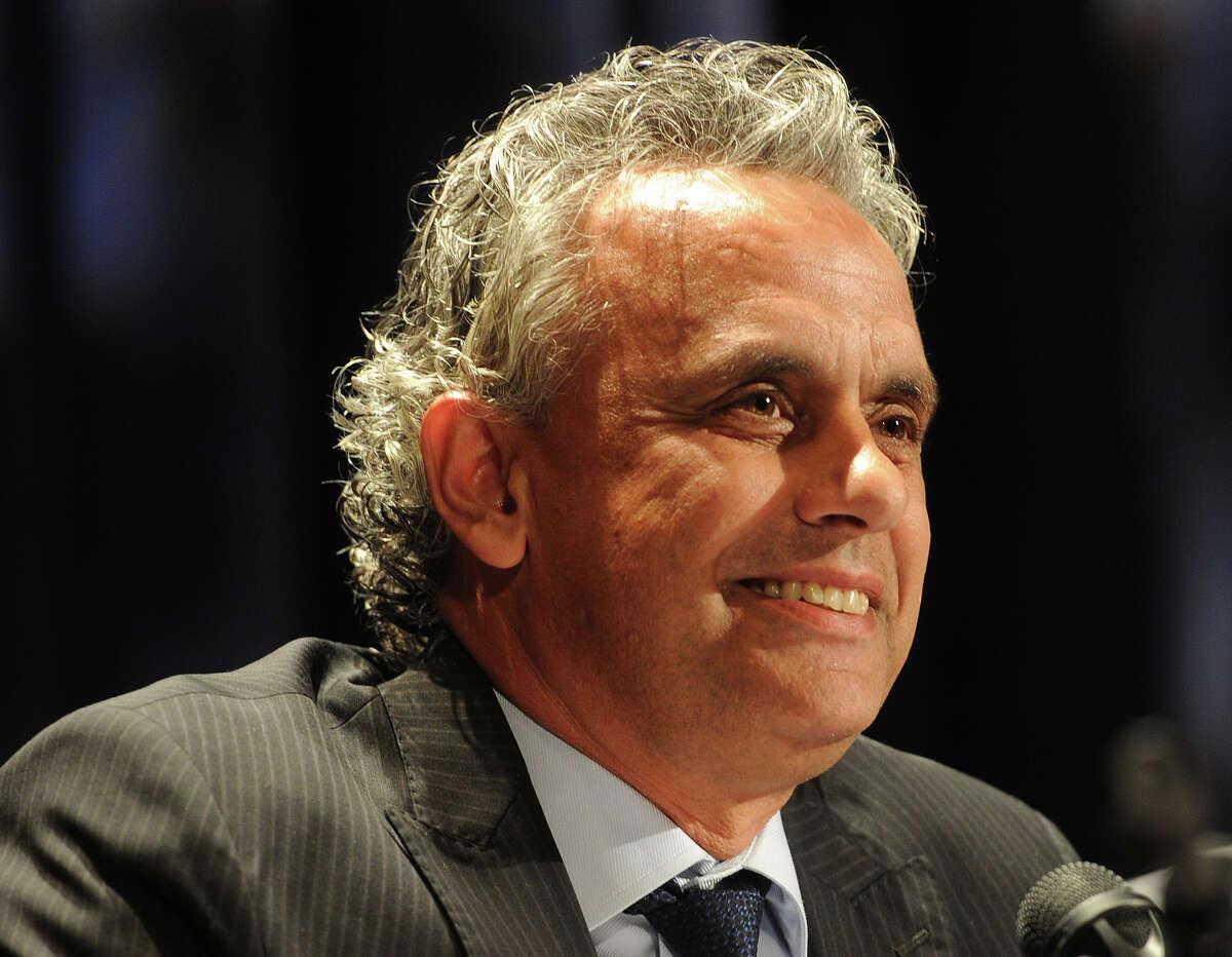 Republican mayoral candidate Enrique Torres.