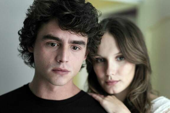 """Pierre Perrier and Ana Girardot in the Sundance TV series """"The Returned."""""""